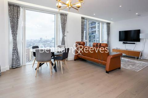 2 bedroom apartment to rent - Vaughan Way, Wapping, E1W
