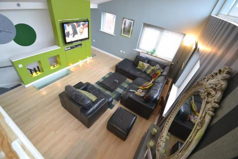 3 bedroom end of terrace house to rent - Peregrine Street, Hulme, Manchester, M15 5PZ