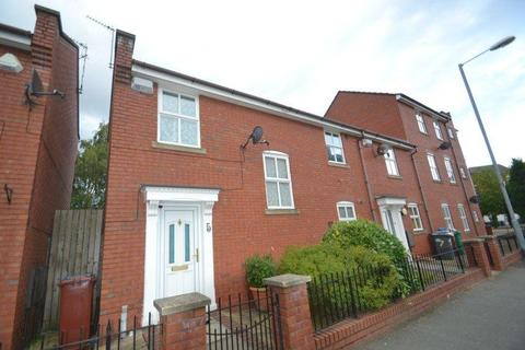 3 bedroom end of terrace house to rent - St. Marys Street Hulme. Manchester. M15 5WB