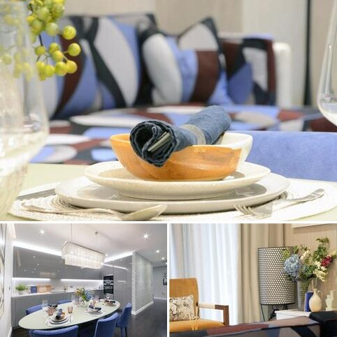 3 bedroom apartment for sale - Kennedy Building, Lexington Gardens, Ponton Road, London SW8