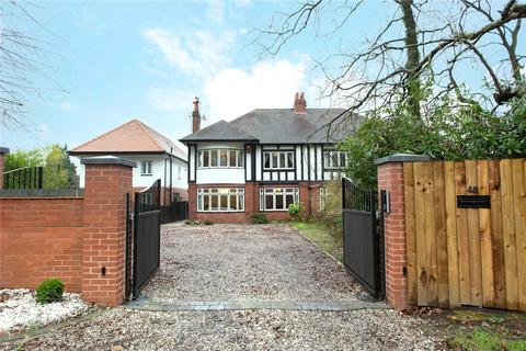 4 bedroom semi-detached house for sale - Ellesmere Road, Ellesmere Park, Eccles, Manchester, M30