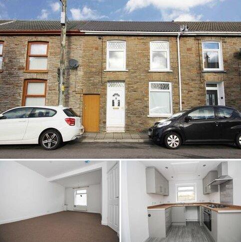 3 bedroom terraced house to rent - Prichard Street, Tonyrefail CF39 8PB
