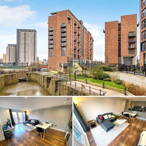 2 bedroom flat for sale - Block D Wilburn Basin, Ordsall Lane, Salford, M5