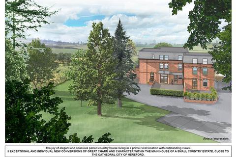 3 bedroom penthouse for sale - Graftonbury Court , Graftonbury Lane, Hereford, HR2 8FA