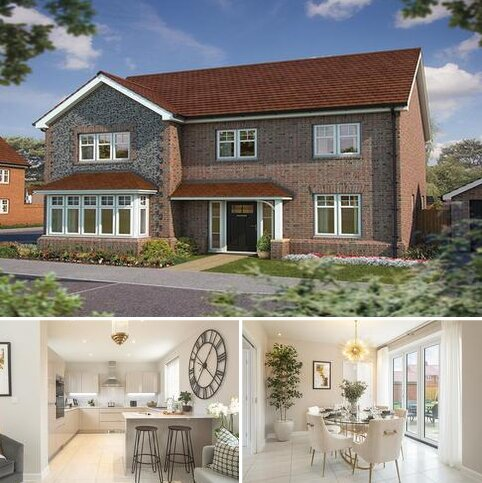4 bedroom detached house for sale - Plot The Maple 052, The Maple at Chiltern View, Chiltern View, Rushland Field, Lower Icknield Way, Chinnor  OX39