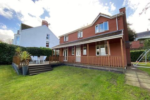 4 bedroom detached house for sale - Uplands, Gowerton, Swansea, City And County of Swansea. SA4 3ET