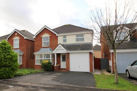 4 bedroom detached house for sale - Llys Bronwydd, Bridgend