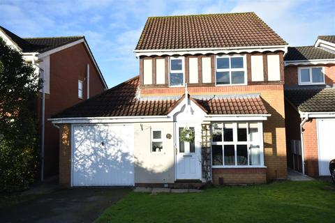 3 bedroom detached house for sale - Wheatsheaf Avenue, Newark