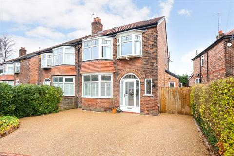 4 bedroom semi-detached house - Hawthorn Avenue, Wilmslow, Cheshire, SK9
