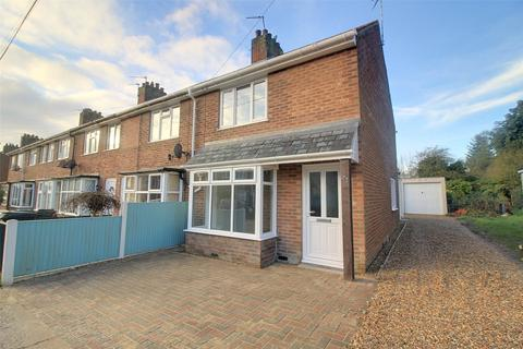 3 bedroom end of terrace house for sale - Swanton Avenue, Dereham, NR19