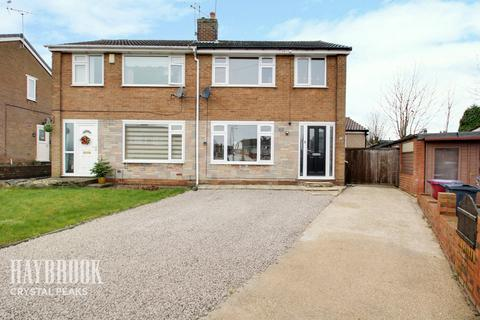4 bedroom semi-detached house for sale - Bramlyn Close, Chesterfield