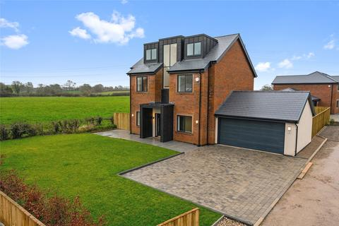 4 bedroom detached house for sale - Barnview Court, Lower Bartle, Preston