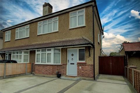 3 bedroom semi-detached house for sale - Florence Gardens, Staines Upon Thames, TW18