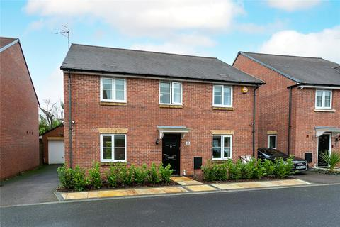 4 bedroom detached house for sale - Wright Close, Bushey, WD23