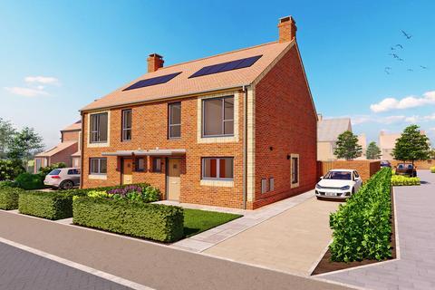 3 bedroom semi-detached house for sale - St Giles Park, Cringleford