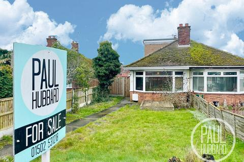 2 bedroom semi-detached bungalow for sale - Beccles Road, Bradwell, Great Yarmouth