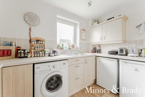 1 bedroom ground floor flat for sale - Rectory Gardens, Hingham