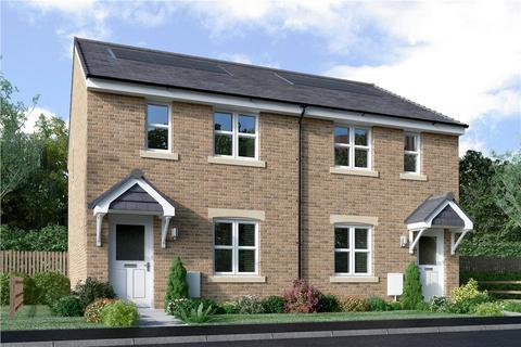 3 bedroom mews - Plot 82, Urquhart Mid at Wallace Fields Ph2, Auchinleck Road, Robroyston G33