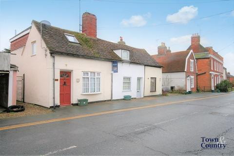 2 bedroom cottage for sale - The Cross, Wivenhoe, CO7