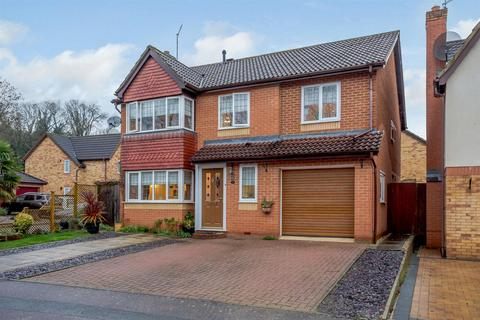 4 bedroom detached house for sale - Woodland Walk, Northampton, Northamptonshire