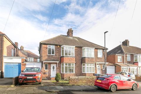 3 bedroom semi-detached house for sale - Woodburn Avenue, Fenham, Newcastle upon Tyne