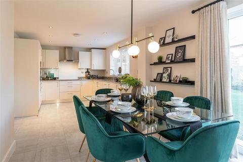 4 bedroom detached house for sale - The Shelford - Plot 155 at Connect @ Halfway, Oxclose Park Road & Deepwell Mews, Halfway S20
