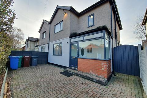 4 bedroom semi-detached house to rent - Beresford Road, Manchester, M13