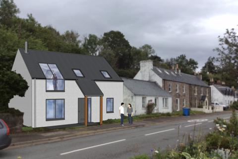 Plot for sale - Main Street, Lochcarron IV54