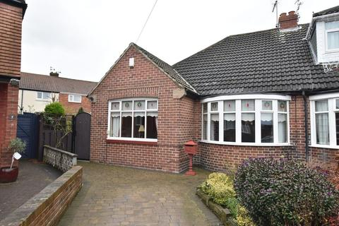 2 bedroom semi-detached bungalow for sale - Longridge Square, Tunstall