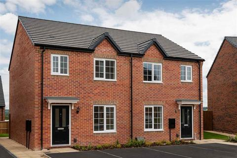 Taylor Wimpey - Connect @ Halfway - Plot 045, Cork at Cradock Court, Cradock Court, Cradock Road, Sheffield S2