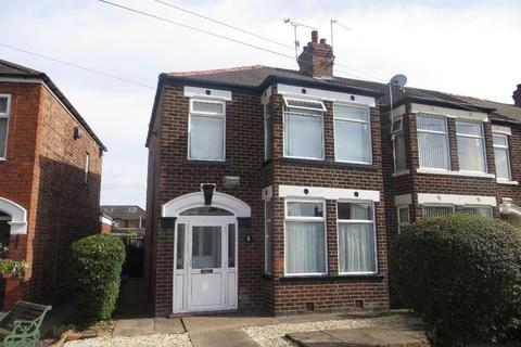 3 bedroom end of terrace house for sale - Fairfax Avenue,  Hull, HU5