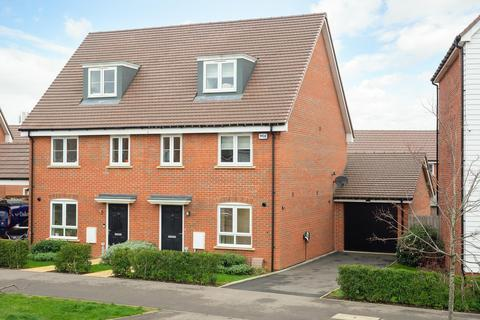 3 bedroom townhouse for sale - Edmett Way, Langley Park, Maidstone, ME17