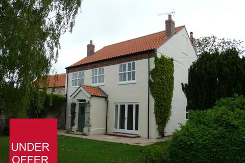 4 bedroom detached house to rent - Meltonby Farm House, Meltonby