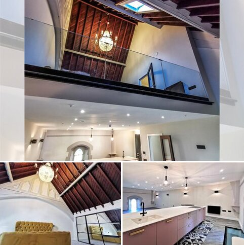 3 bedroom duplex for sale - Pen Y Fal Chapel, Sycamore Avenue, Abergavenny, NP7