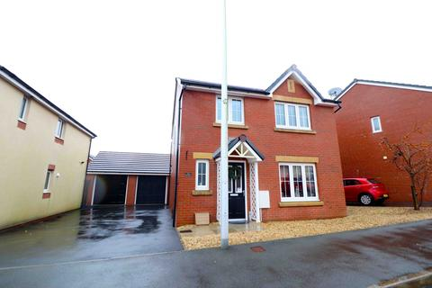 4 bedroom detached house to rent - Min Yr Aber, Gorseinon, Swansea, SA4
