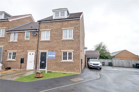 3 bedroom end of terrace house for sale - Church Square, Brandon, Durham, DH7