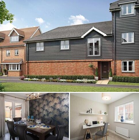 2 bedroom house for sale - Plot 85, The Ashbee at The Linden Collection at Kilnwood Vale, Crawley Road, Faygate, Horsham, West Sussex RH12