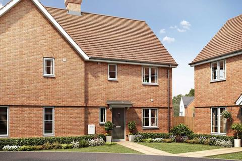 3 bedroom semi-detached house for sale - Plot 35, The Elliot A at The Linden Collection at Kilnwood Vale, Crawley Road, Faygate, Horsham, West Sussex RH12
