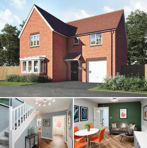 4 bedroom detached house for sale - Plot 120, The Grainger at Finches Park, Halstead Road, Kirby Cross, Frinton-on-Sea, Essex CO13