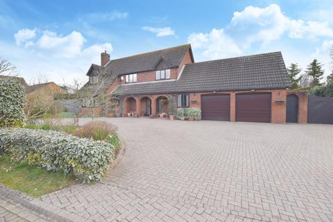 4 bedroom detached house for sale - Whitegates, Northampton, Northamptonshire, NN49XA