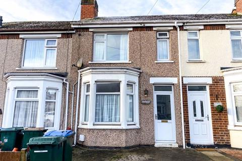 2 bedroom terraced house - Middlecotes, Tile Hill, Coventry, CV4 9AZ