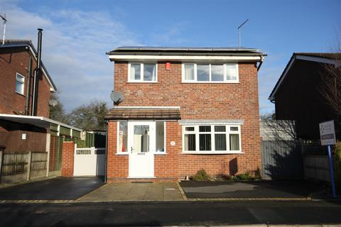 3 bedroom detached house for sale - Wetherby Close, Cheadle