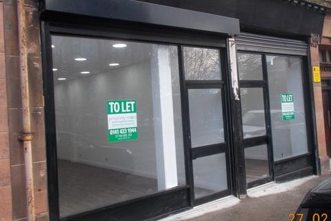 Property to rent - COMMERCIAL UNIT/SHOP TO LET, CARMUNNOCK ROAD, MOUNT FLORIDA £150.00PW
