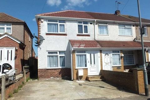 3 bedroom end of terrace house for sale - Laburnum Road,, Hayes