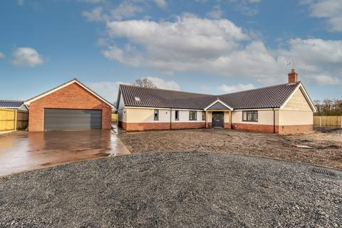 4 bedroom detached bungalow for sale - Beatie Gardens, North Elmham