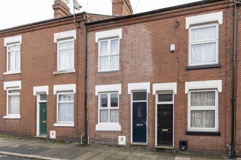 2 bedroom terraced house for sale - Lytton Road, Clarendon Park, Leicester