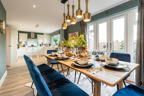 4 bedroom detached house - The Manford - Plot 59 at Thornbury Green, Eynsham, Thornbury Green, Land off Thornbury Road OX29