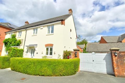 3 bedroom semi-detached house for sale - Alsa Brook Meadow, Tiverton