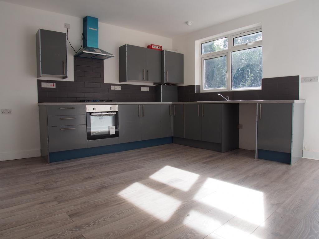 A recently refurbished, ground floor three bedroo
