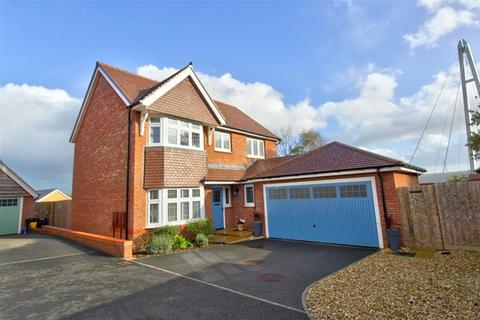 4 bedroom detached house for sale - Bishops Way, Exeter